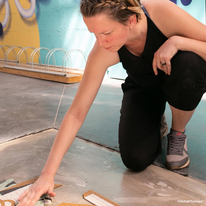 Solène Renaudin de Chifoumi Studio